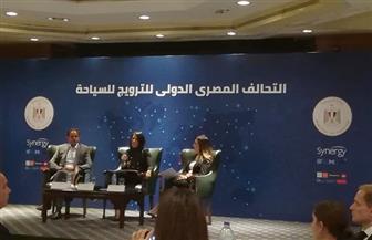 رانيا المشاط تعلن عن التحالف المصري الدولي الفائز بملف الترويج للسياحة المصرية عالميا