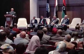 رئيس الغرف الليبية: مؤتمر اقتصادي مشترك قريبا.. والتيسيرات للشركات المصرية ضرورة