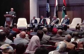 السفير الليبي: 7.6% انتعاشة فى معدلات النمو الاقتصادي الليبي وفقا لتوقعات البنك الدولي