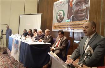 نائب وزيرة التخطيط: مصر حريصة على التعاون مع أشقائها في إفريقيا | صور