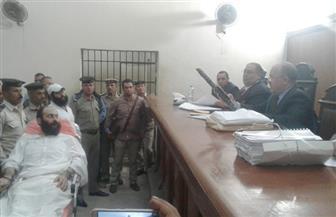 بدء سماع شهود الإثبات في مقتل رئيس دير أبو مقار بوادي النطرون | صور