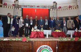 افتتاح المؤتمر السنوي السادس لقسم الكلى بمستشفى المنصورة الدولي | صور