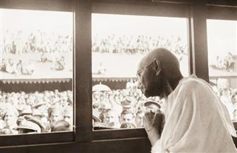 """بمناسبة مرور 150 عاما على ميلاده.. وزارة الثقافة والسفارة الهندية تحتفلان بـ""""غاندي"""""""