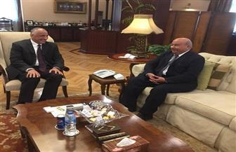 سفير الكويت بالقاهرة يشيد بالتعاون مع مصر  في القطاعات المالية والاقتصادية