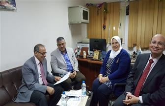 جامعة عين شمس:  لمسنا الوعي الكامل للطلاب بأهمية تفعيل ممارسة حقوقهم الانتخابية | صور