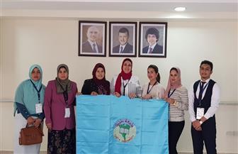 """جامعة طنطا تحصد المركز الأول في""""الملتقى الطلابي الإبداعي العشرين"""" بالأردن"""