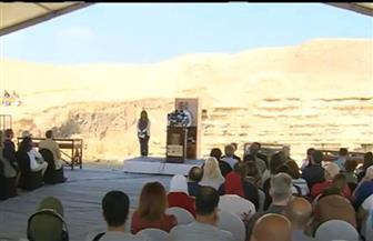 وزير الآثار: توالي الاكتشافات الأثرية يفتح الطريق لتدفق السائحين إلى مصر
