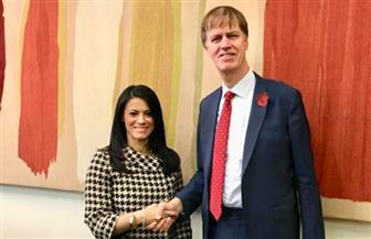 """رئيس """"الصداقة المصرية"""" بالبرلمان البريطاني: ندعم مصر بمجلسي العموم واللوردات"""