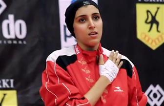 المصرية جيانا فاروق تحصد برونزية بطولة العالم للكاراتيه