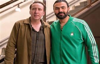 محمد كريم يشارك نيكولاس كيدج في فيلمه الجديد.. ويوجه رسالة لشباب مصر