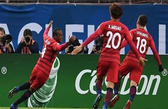للمرة الأولى في تاريخه.. كاشيما الياباني بطلا لدوري أبطال آسيا