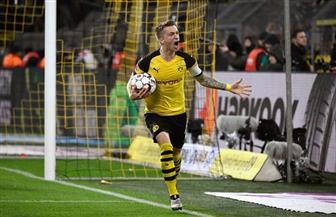 ماركو رويس يغيب عن ألمانيا بسبب الإصابة