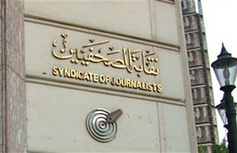 """""""الصحفيين"""" تخاطب مجلس الدولة لزيادة عدد القضاة المشرفين على الانتخابات"""