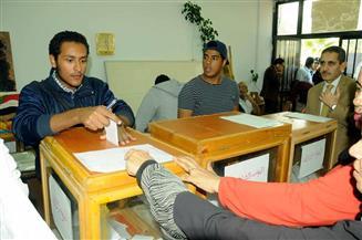 أعداد الطلاب المرشحين لانتخابات الاتحادات للعام الجامعي الجاري