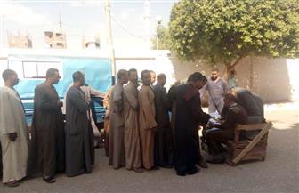 ازدحام أقسام الشرطة بقنا للتقديم لوظائف خفراء نظاميين.. تعرف على الشروط   صور