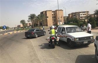 حملات مرورية على الطرق لضبط المخالفات ومتعاطي المواد المخدرة أثناء القيادة