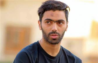 حسين الشحات في تدريبات المقاصة قبل انضمامه لمعسكر المنتخب | صور