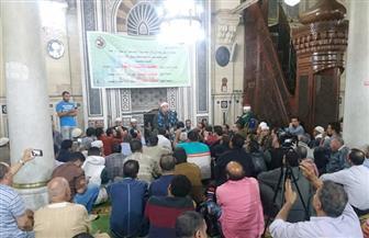 """أمانة """"مستقبل وطن"""" بدار السلام تنظم احتفالية بمناسبة المولد النبوي الشريف"""