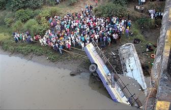 سبعة قتلى بسقوط حافلة تقل فريقا لكرة القدم في بيرو