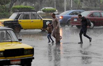 أمطار غزيرة تضرب الإسكندرية.. وانخفاض كبير في درجات الحرارة | صور