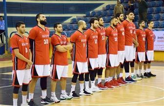 مصر تواجه السعودية بالبطولة العربية لمنتخبات كرة السلة