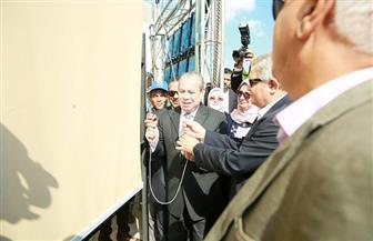إطلاق تشغيل مشروع إنتاج الكهرباء من البيوجاز بكفر الشيخ | صور