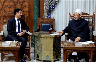 الإمام الأكبر: الأزهر حريص على دعم أبناء اليمن في كافة المجالات التعليمية والدعوية