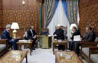 سفير أفغانستان بالقاهرة: فكر الأزهر هو حائط الصد الأول لمواجهة التطرف والإرهاب في العالم