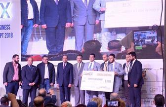 """30 ألف فرصة عمل للشباب نتيجة الشراكات المصرية الإماراتية السعودية بمعرض """"بيزنكس"""""""