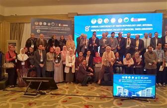 جامعة طنطا تعلن أسماء الفائزين بجوائز المؤتمر الدولي لأمراض الكلى | صور
