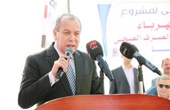 محافظ كفر الشيخ: افتتاح مشروعات مياه وصرف صحي في احتفالات المحافظة بعيدها القومي | فيديو