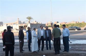 طوارئ بين أجهزة محافظة الإسكندرية استعدادا للنوة المقبلة | صور