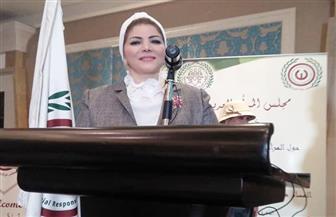 منال العبسي: نعمل على إبراز دور المرأة في مراكز صنع القرار