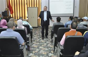 جامعة قناة السويس تستضيف أولى ورش العمل لنشر ثقافة السلامة بين الطلاب   صور