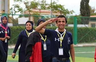 مشاركة 42 من ذوى الاحتياجات الخاصة بدمياط في مهرجان بالإسكندرية