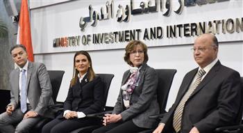 سحر نصر: مصر تتطلع لتحقيق تقدم كبير في تقرير ممارسة أنشطة الأعمال للعام المقبل