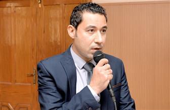 افتتاحفعاليات أسبوع جامعة المنصورة لريادة الأعمال والشركات الناشئة| صور