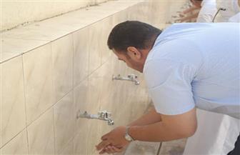 """""""الأوقاف"""" تبدأ تركيب القطع الموفرة بصنابير المياه بالمساجد"""