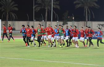 أبوريدة يطالب لاعبي المنتخب بالابتعاد عن المؤثرات الخارجية والسوشيال ميديا