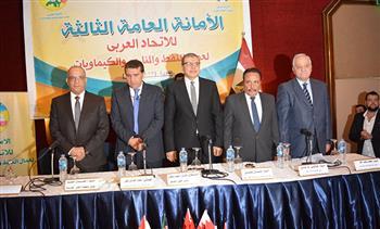 وزير القوى العاملة: العمال العرب يشكلون 90% من شعوبهم وندعوهم إلى التكاتف لتحقيق الوحدة| صور
