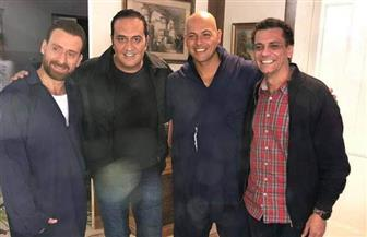 "خالد سرحان ""ضابط شرطة"" في ""قيد عائلي""| صور"