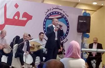 """رئيس """"مستقبل وطن"""" فى تدشين مقر الحزب ببنى سويف: نسعى للتواصل وتقديم خدمات للمواطن"""