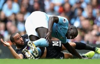 بنجامين ميندي مدافع مانشستر سيتي يخضع لجراحة في الركبة