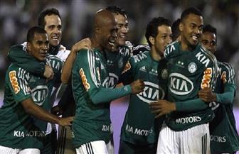 """نادي """"بالميراس"""" يقترب من لقب الدوري البرازيلي برباعية في مرمى """"مينيرو"""""""