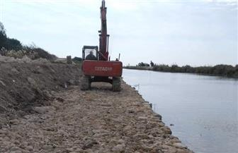 وزير الري يتلقى تقريرا عن رفع كفاءة شبكة المجاري المائية وحماية الشواطئ في الإسكندرية | صور