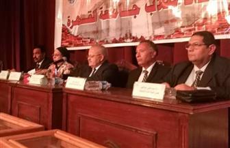 """رئيس جامعة القاهرة: انتخابات الطلاب تمت بـ""""حيادية"""".. والجامعات ليست مكانا لـ""""التحزب"""""""