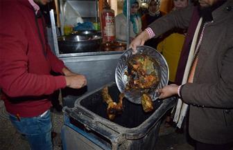 حملات للتفتيش على المطاعم والمحال التجارية بمطروح | صور