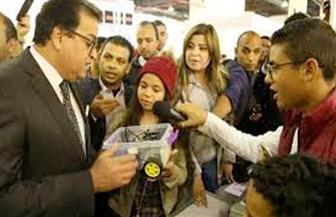 """ممثل """"رواد النيل"""" يفوز بجائزة قدرها 200 ألف جنيه بمعرض القاهرة الدولي للابتكار"""