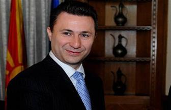 ألبانيا: رئيس وزراء مقدونيا السابق فر في سيارة دبلوماسية مجرية