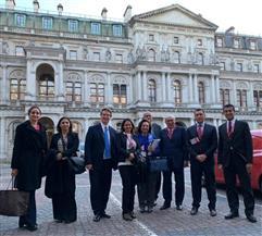 طارق الخولي: نشاط مكثف للوفد البرلماني المصري في أخر أيام زيارته للندن